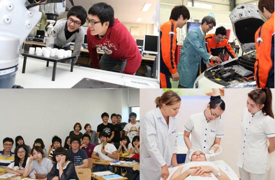 Các chương trình đào tạo du học Hàn Quốc