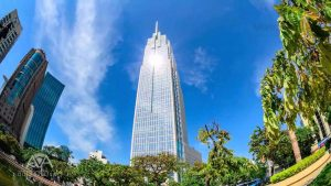KVAC Hô Chí Minh ở tầng 16, Tòa nhà Vietcombank, số 5, Công trường Mê Linh, Phường Bến Nghé, Quận 1