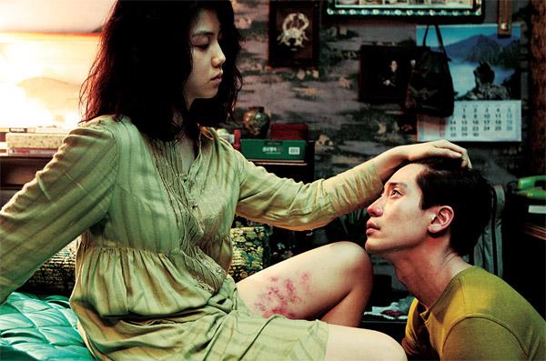 Siêu phẩm phim kinh dị Hàn Quốc năm 2009: Thirst