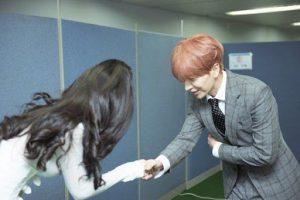 Cách chào hỏi của người Hàn Quốc