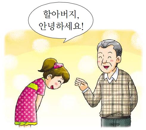 Lời chào hỏi trong văn hóa giao tiếp của người Hàn Quốc