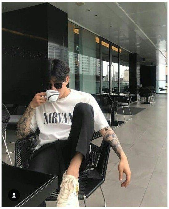 Ulzzang boy fashion