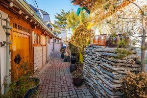 Làng Seochon ngôi làng cổ tích đẹp như mơ ở Seoul