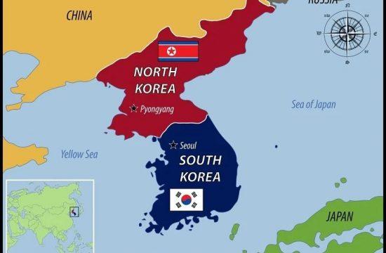 Tìm hiểu về vị trí địa lý Hàn Quốc từ A đến Z