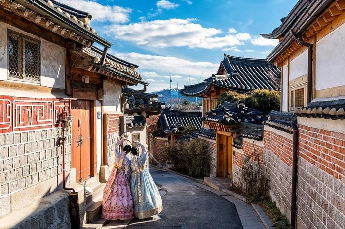 """Làng Hanok Bukchon - góc nhỏ """"lắng đọng"""" giữa lòng Seoul hoa lệ"""