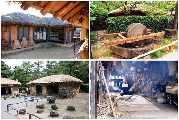 Làng dân tộc Seongeup - Bảo tàng sống ngoài trời của Hàn Quốc tại đảo Jeju