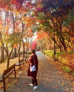 Mùa thu Hàn Quốc có lẽ là mùa của những điều lãng mạn