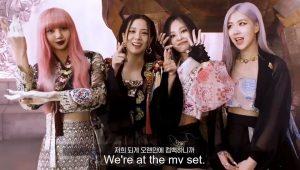 BlackPink từng mang Hanbok cách điệu lên sân khấu