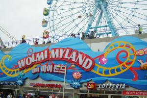 Công viên Incheon Wolmi Theme Park