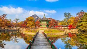 Nên đến cung điện Gyeongbokgung vào thời gian nào
