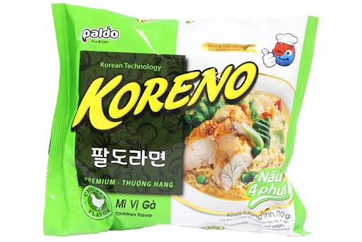 Mì Koreno thượng hạng vị gà