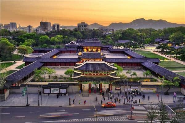 Làm thế nào để đi đến cung điện Gyeongbokgung