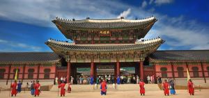 Giới thiệu cung điện Gyeongbokgung