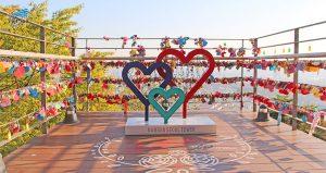 N Seoul Tower là biểu tượng của một tình yêu vĩnh hằng