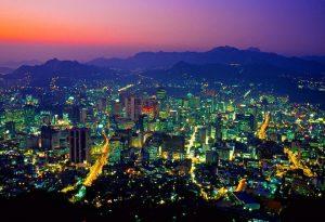 Cả Seoul sẽ được thu vào tầm mắt bạn nếu nhìn từ tháp Namsan